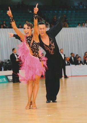 日本インターナショナルダンス選手権 ChaChaCha