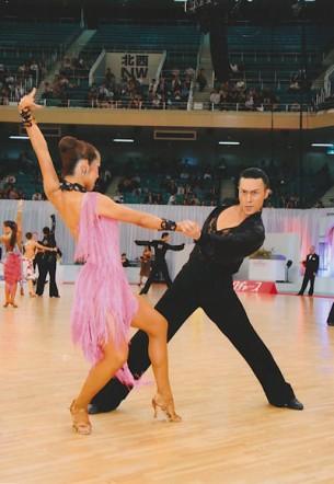日本インターナショナルダンス選手権 Paso Doble