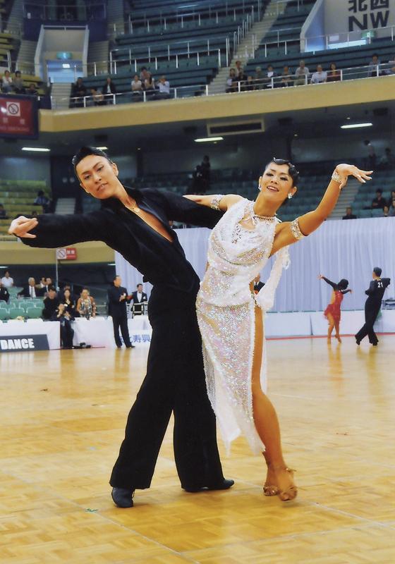 日本インターナショナルダンス選手権 Samba